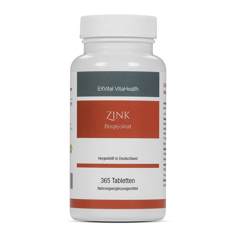 Zink Tabletten von EXVital VitaHealth